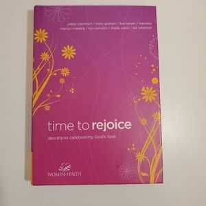 """""""Time to Rejoice"""" Devotional Book"""